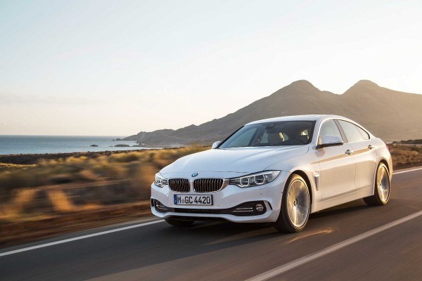 BMW Seria 4 Gran Coupe [F36] 2014