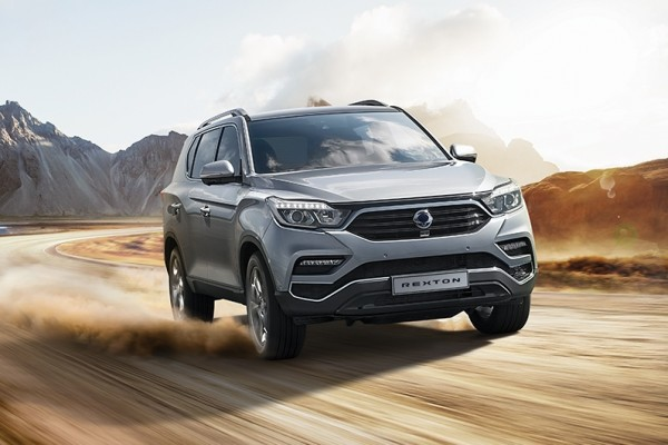 SsangYong Rexton - Opony