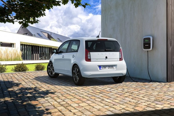 Skoda Citigo              -e Ambition 83KM