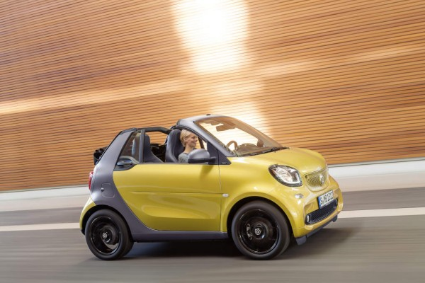 Smart fortwo              EQ passion 82KM