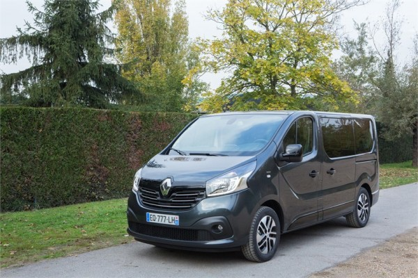 Renault Trafic  SpaceClass  17-18
