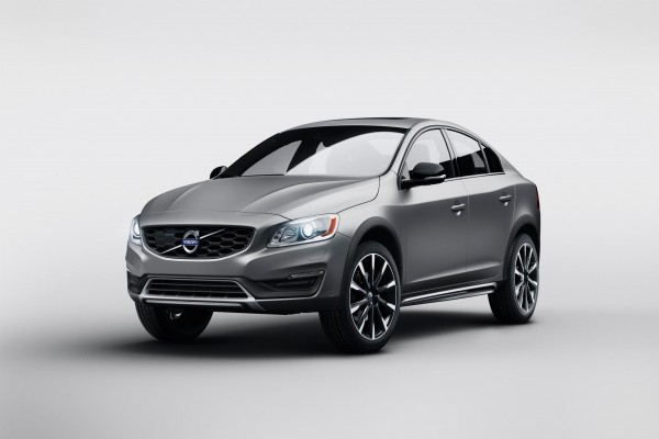 Volvo S60 Cross Country 2015