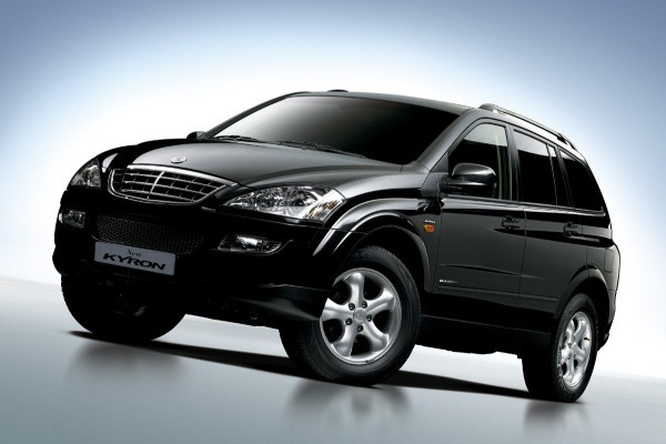 SsangYong Kyron - Opony