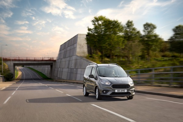 Ford Tourneo Courier Kup nowy - konfigurator