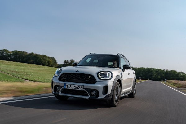 MINI Countryman              Cooper ALL4 aut 136KM