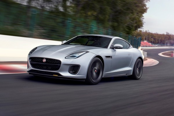 Jaguar F-Type Coupe 17