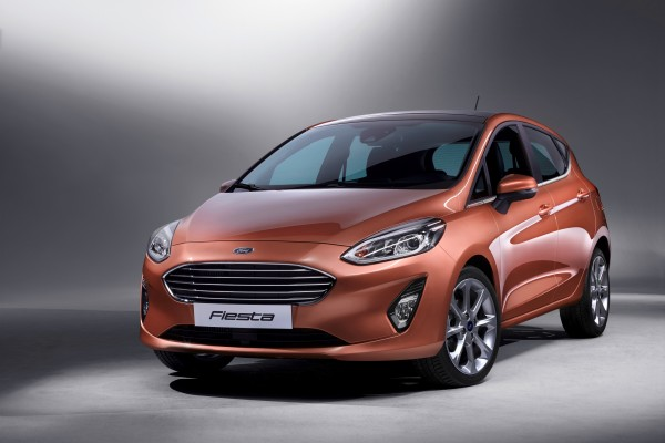 Ford Fiesta              1.0 EcoBoost ST-Line Red ASS 140KM