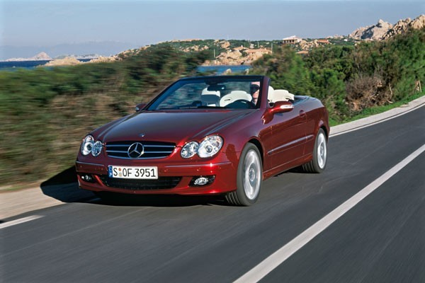 Mercedes Klasa CLK - Forum