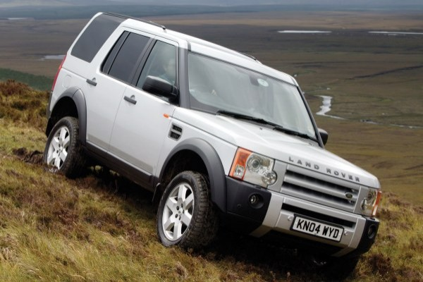 Land Rover Discovery III 2004-2009 - Dane techniczne