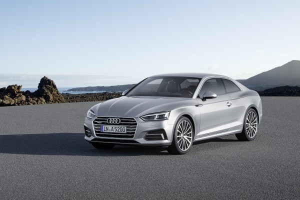 Audi A5 Coupe 16