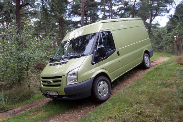 Ford Transit FT 280 TDCi 2006-2013 - Dane techniczne