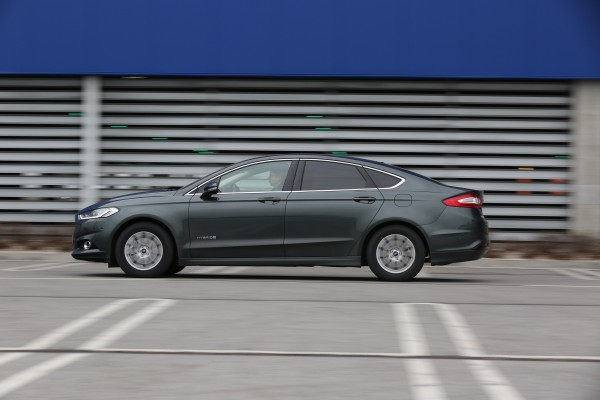 Ford Mondeo Kup nowy - konfigurator