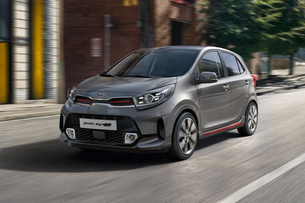 Kia Picanto              1.2 L Business Line 84KM