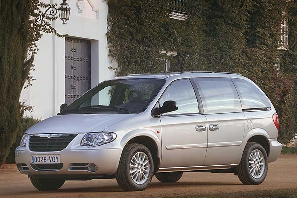 Chrysler Voyager - Forum