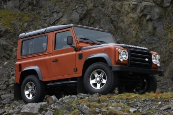 Land Rover Defender  90 SW 2007-2015