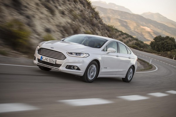 Ford Mondeo              1.5 TDCi Edition 120KM