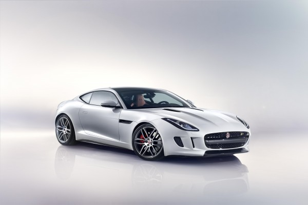 Jaguar F-Type Coupe 14-17