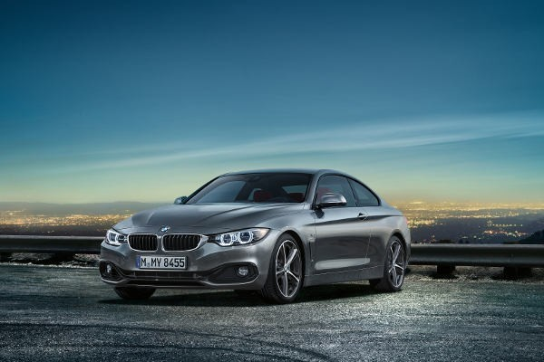 BMW Seria 4 Coupe [F32] 2013