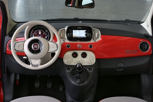 Fiat 500              C 1.2 Pop Dualogic EU6d 69KM