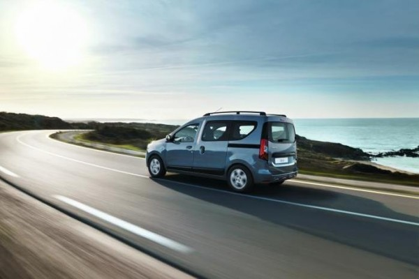 Dacia Dokker              1.5 Blue dCi Connected by Orange 75KM