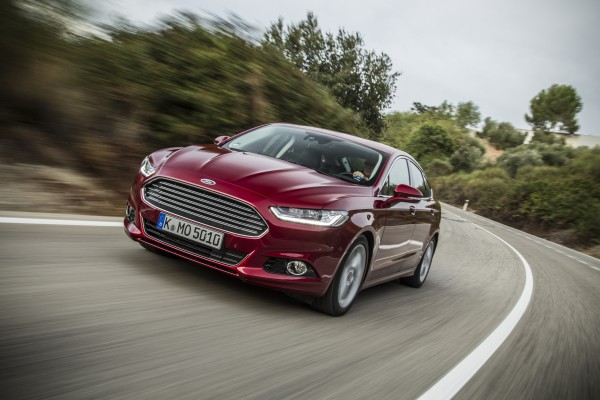 Ford Mondeo  Hatchback 14