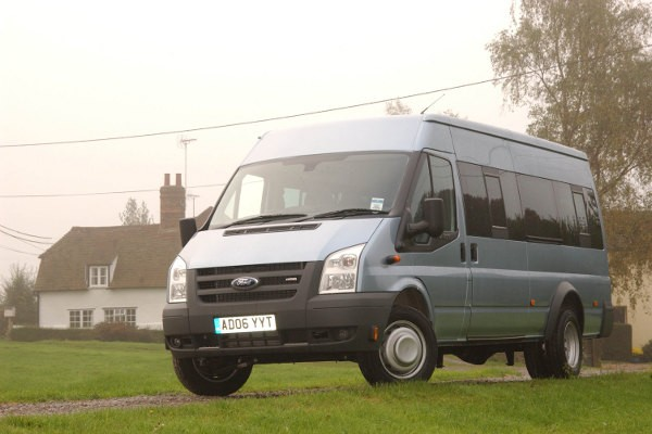 Ford Transit FT 430 TDCi 2006-2013 - Dane techniczne