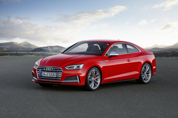 Audi A5 Coupe 16-19