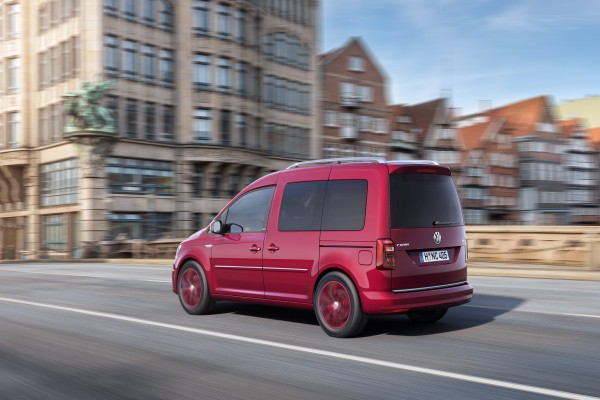 Volkswagen Caddy              Caddy 1.4 TGI Highline 110KM
