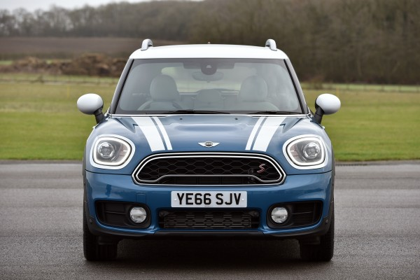 MINI Countryman              Cooper GPF ALL4 aut 136KM