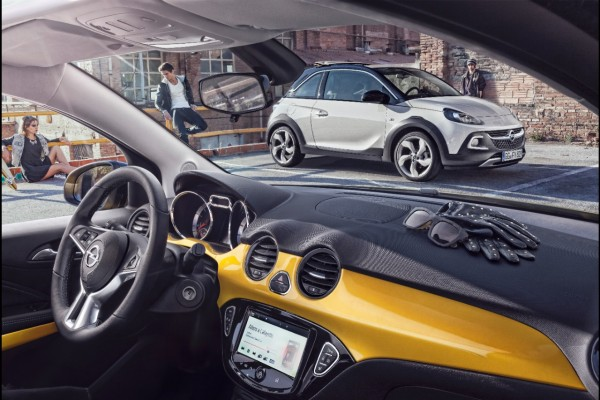 Opel Adam              1.0 T SIDI Rocks Unlimited S&S 90KM
