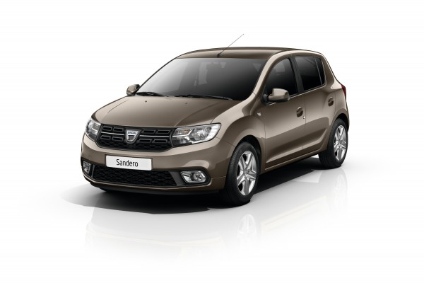 Dacia Sandero              1.5 Blue dCi Connected by Orange S&S 95KM