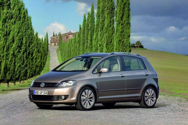 Volkswagen Golf  VI Plus 2009-2013