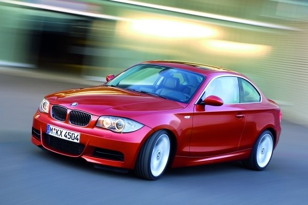 BMW Seria 1  Coupe [E82] 2007-2013