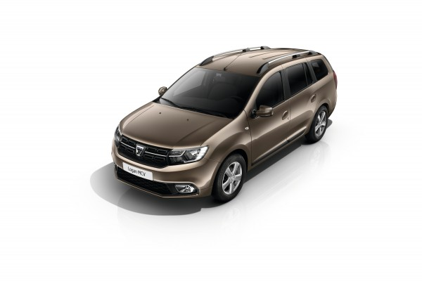 Dacia Logan              MCV 0.9 TCe Connected by Orange S&S 90KM