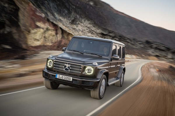 Mercedes Klasa G - Forum