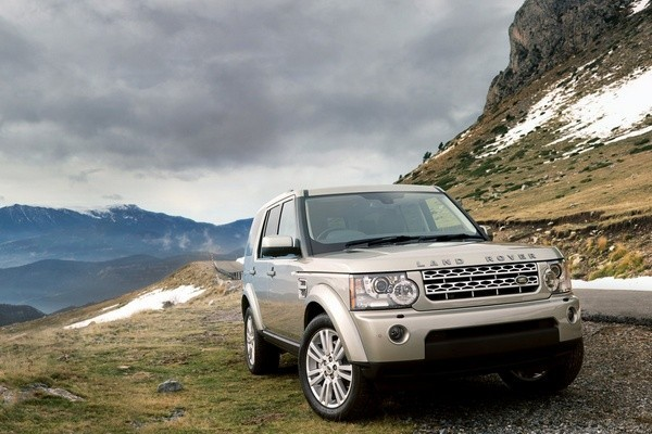 Land Rover Discovery IV 2009-2016 - Dane techniczne