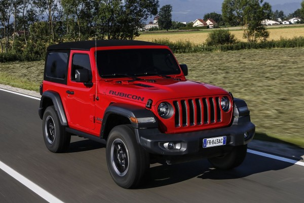 Jeep Wrangler - Forum