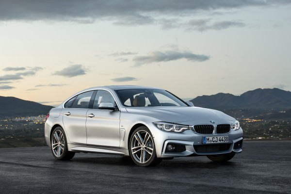BMW Seria 4 Gran Coupe [F36] 17