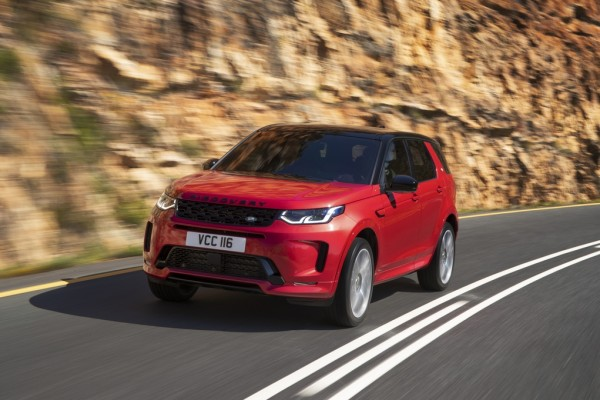 Land Rover Discovery - Opony