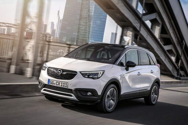 Opel Crossland X              1.2 T Enjoy S&S 110KM