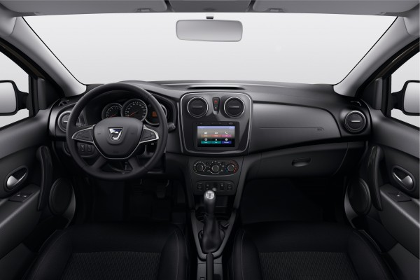Dacia Sandero              1.0 SCe Connected by Orange 73KM