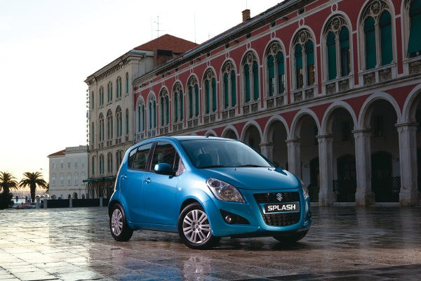 Suzuki Splash - Forum