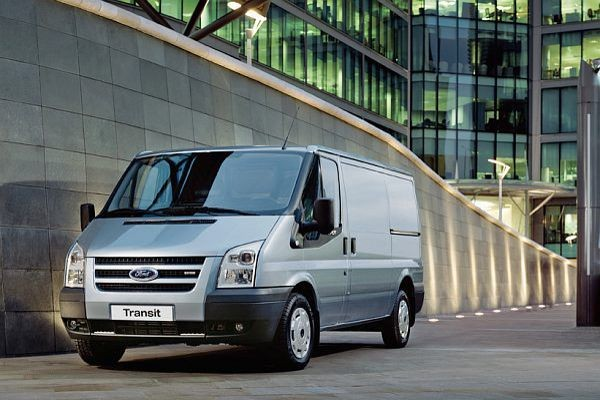 Ford Transit FT 260 TDCi 2007-2013 - Dane techniczne