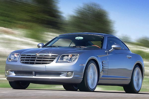 Chrysler Crossfire - Forum