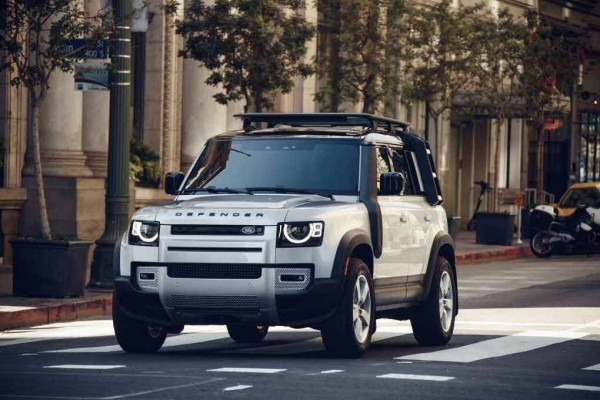 Land Rover Defender - Opony